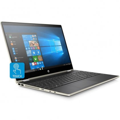 Cod.930 HP PAVILION X360 CONVERTIBLE 15-CR0083CL/INTEL CORE I7-8550U/1.8GHZ/8va. Gen/ 24GB (8GB DDR4+16 INTEL OPTANE)/1TB/15.6