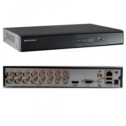Cod.098 DVR DS-7216HGHI-F1 Turbo HD/16 canales/ H.264/ HDMI/ VGA/ 2 USB/hasta 6 TB/No incluye disco duro