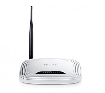 Cod.011 Router TP-LINK TL-WR740N/150Mbps Wireless N/5-Port
