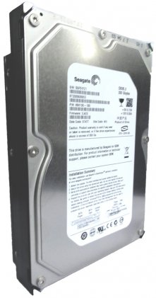 Cod.064 Disco Duro Seagate 320GB P/PC Sata/5900RPM/3.5