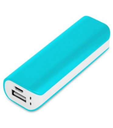 Cod.038  Batería portátil para dispositivos móviles POWER BANK IS-PB126 2200mAh