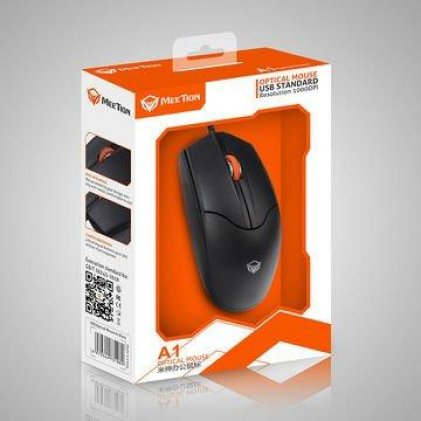 Cod.072 Mouse MEETION USB Optical A1