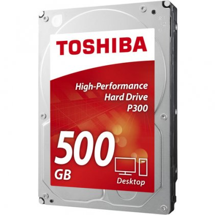 Cod.050 Disco Duro Toshiba NEW 500GB P/PC/7200rpm/P300/SATA