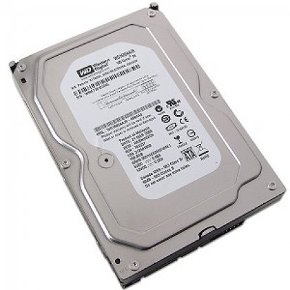 Cod.123 DISCO DURO WESTERN DIGITAL 160GB 7200RPM 8M P/PC SATA PULL
