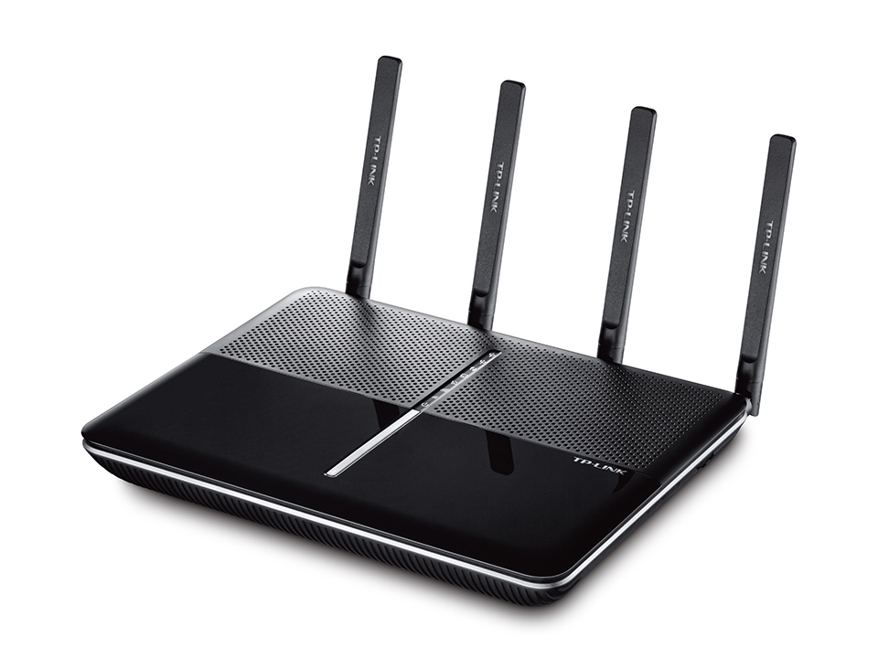 Cod.050 Router Wireless Banda Dual TP-LINK AC2600 Archer/ 5GHz:
