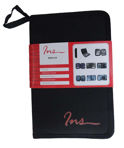 Cod.001 Kit de Accesorios HV-A29 P/LAPTOP o PC/ USB INS